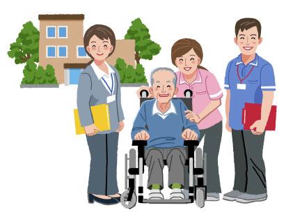 老人ホームの種類別に入居条件・サービス内容・費用などを徹底解説!